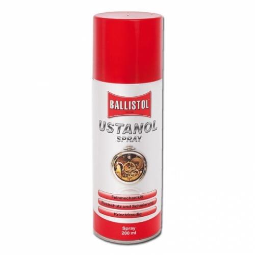 Масло нейтральное Ustanol spray 200 ml.