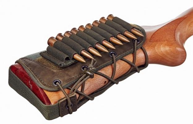 Патронташ наприклад на10 патронов 7,62 калибр ''Лайт'' 51342020