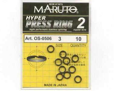 Кольцо Заводное Maruto