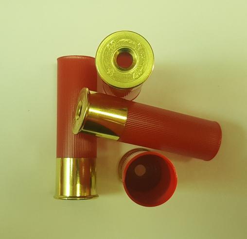 Гильза некапс. 12/70 Донце 20 мм.