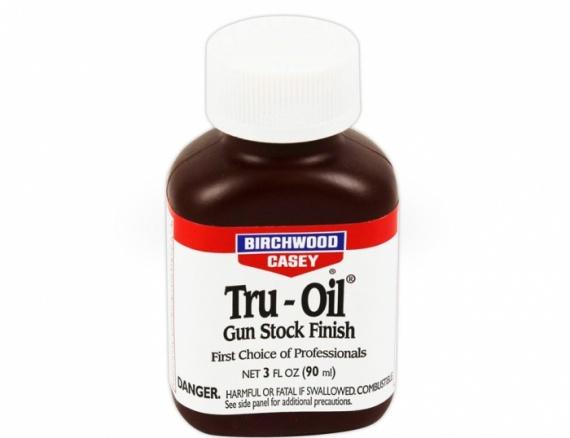 Покрытие и пропитка для ложи Birchwood Tru-Oil 90 мл