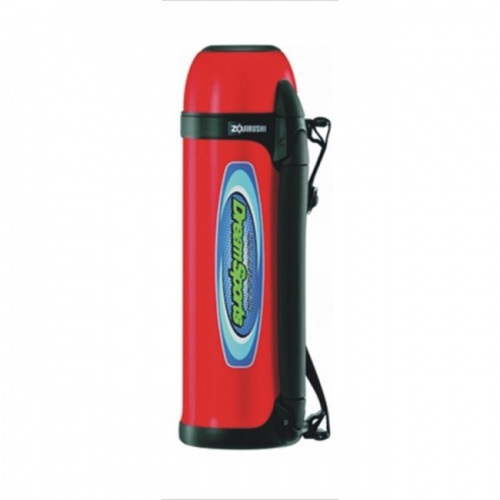 Термос для напитков SJ-SD 12-RED 1,2литра (красный)