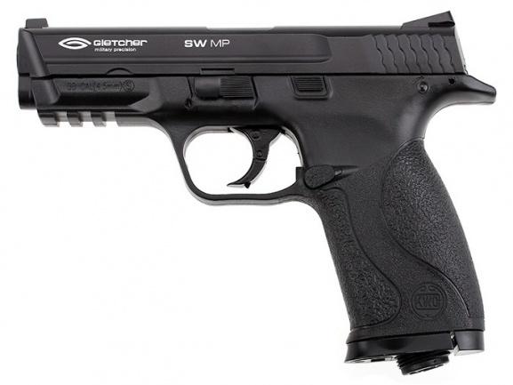Пневматический пистолет Gletcher SWMP
