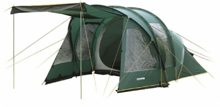 Палатка БАТТЕРФЛЯЙ 4 зеленый