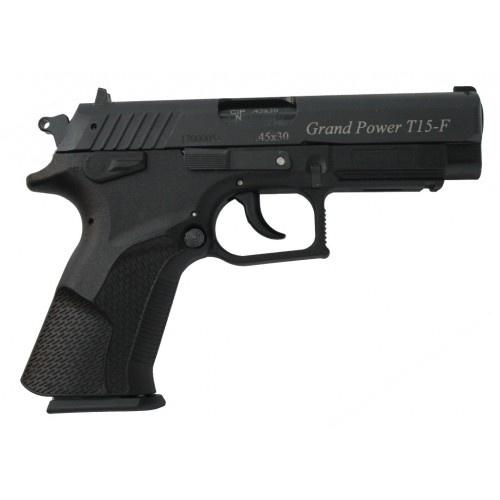 Пистолет Grand Power T15-F кал. 45×30мм.