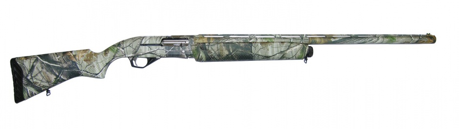 Ружье МР-155 12/76 плс, Soft кам. Осенний лес, Русич L710 мушка Truglo