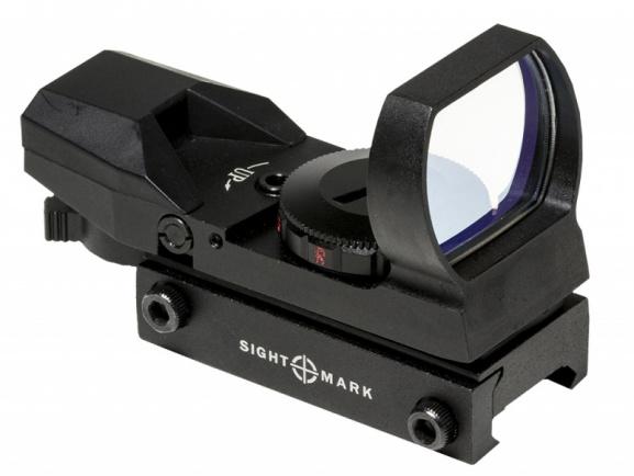 Коллиматор Sightmark панорам. 4 марки, крепл. наWeaver