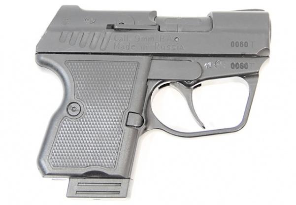 Пистолет WASP Grom к.9мм Р.А