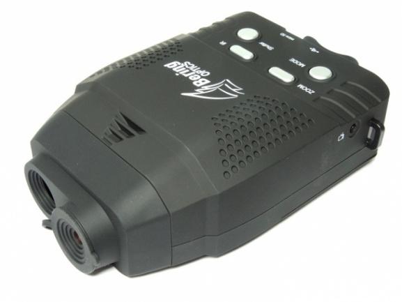 Монокуляр цифровой ночн. вид. (ночная камера) Urban Patrol 1.0-20x15 BE24101B