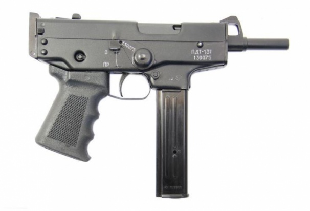 Пистолет ПДТ-13Т 45 Rubber Есаул-3