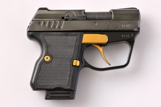 Пистолет WASP Grom к.9мм Р.А черн.глянец