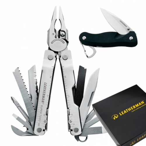 Инструмент Leatherman Набор Super Tool 300+нож С33