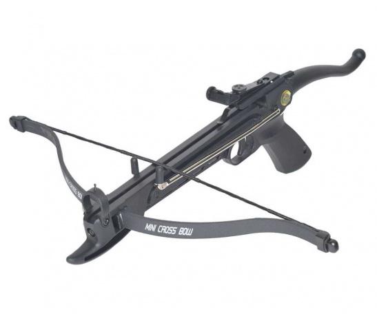 Арбалет-пистол. МК-80-A4PL-40