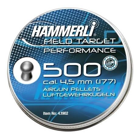 Пули для пневматики Umarex Hammerli FTPerformance (500 шт)