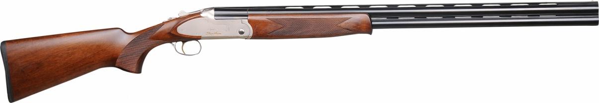 Ружье вертикалка Khan K500 12/76 Delux XLорех д.н. впласт. кейсе L760