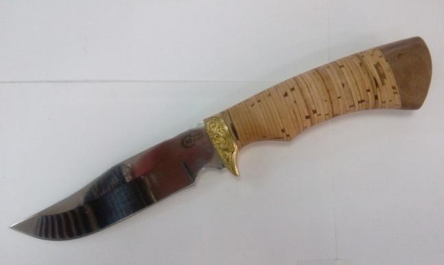 Нож ''Юнкер'' ст.65×13 бер, литье, литье