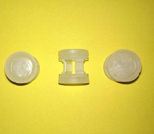 Пыж-контейнер Н15 32-36 гр. БИО (100 шт.)
