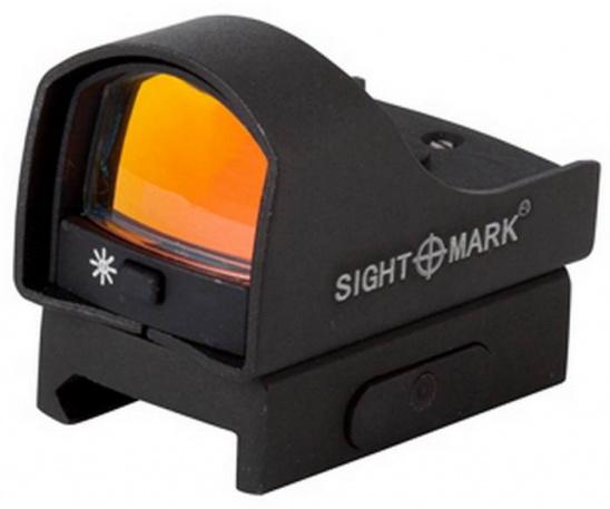 Коллиматор SightMark Mini панорам. 5 ур. яркости Weaver SM26003