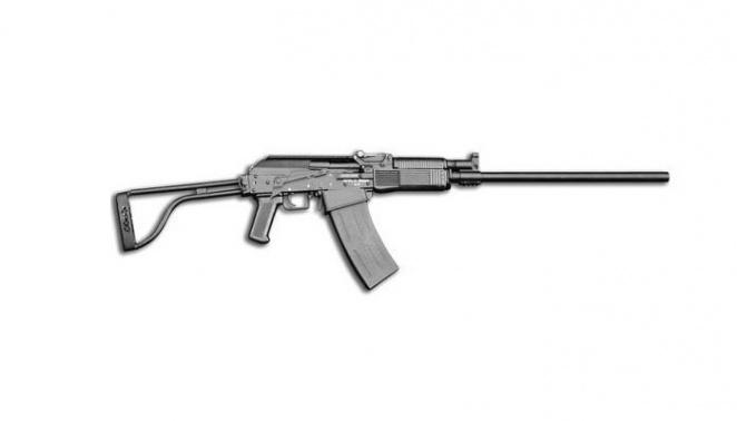 Ружье ВПО-205-02 12.76 L680