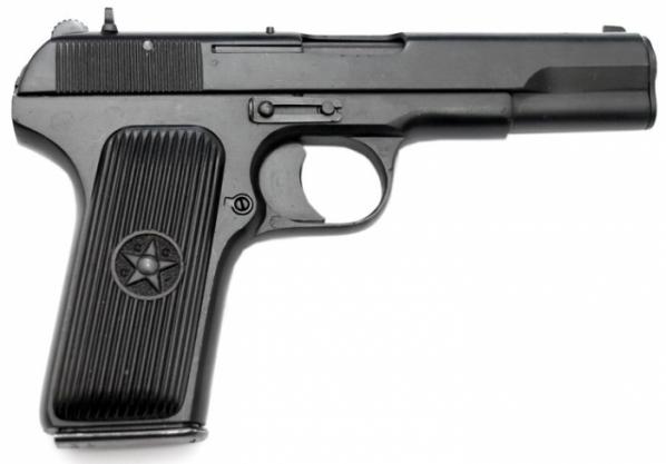 Пистолет Лидер-М к. 11,43х32