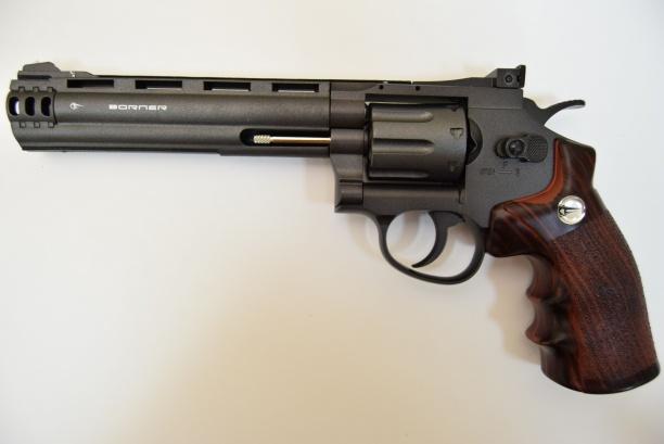 Револьвер пневм. BORNER Sport 704