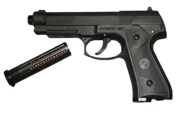 Пневматический пистолет АТАМАН М-1
