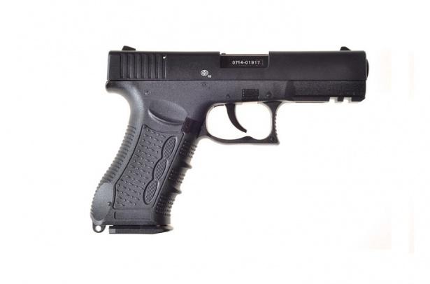 Травматический пистолет Fantom кал. 9РА