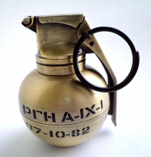 Зажигалка-граната 807G