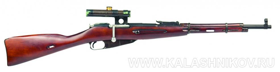 Ружьё КО-44 lancaster 9,6.53 L510