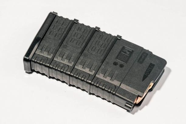 Маг-н Pufgun наСайга-308 7,62×51 20п