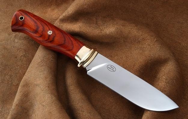Нож для охоты''Рысь'' нерж.
