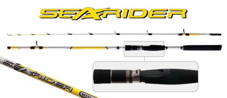 Сп. шт. ст. 2 колена Condor 82012 Searider 200 гр. 2,7 м.