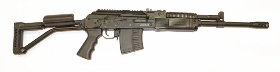 Ружье ВПО-222–00 кал. 9,6.53 Lancaster L420