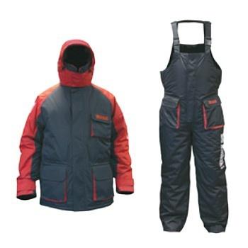 Зим. костюм Alaskan Kiana куртка комб.