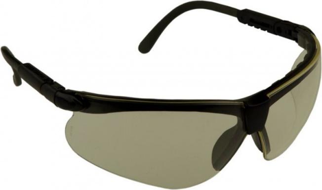 Очки стрелковые Puma прозрачные (УФ-защита, класс оптики 1, смен. линзы.)