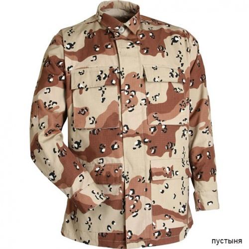 Куртка летняя BDU strong пустыня