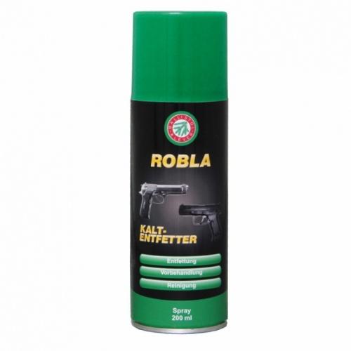 Средство Robla-Kalltentfetter спрей обезж. 200 мл.