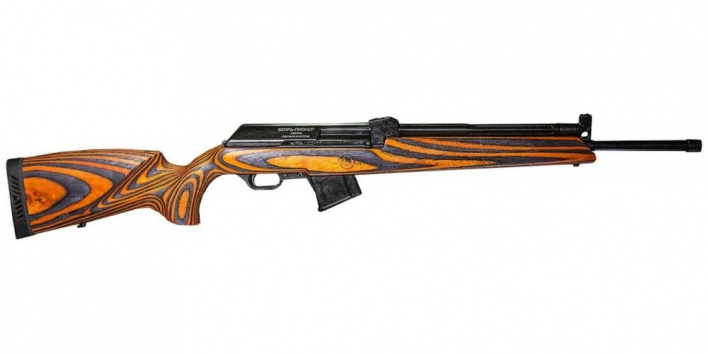 Ружьё ВПО-221–01 кал. 9,6×53 Lancaster L520