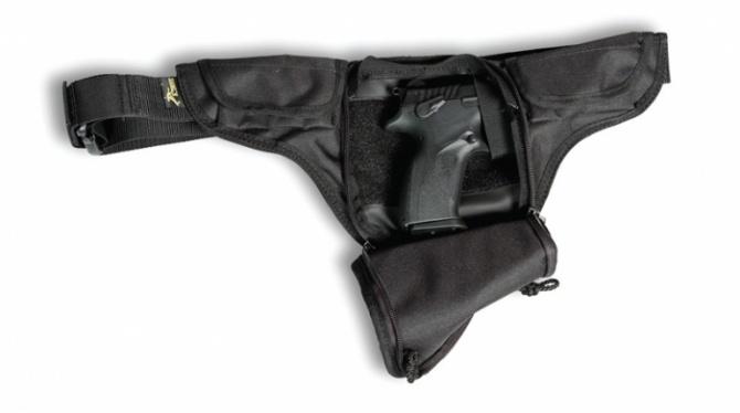 Сз-15 Сумка поясная для пистолета