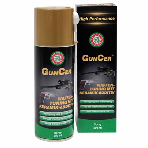 Оружейное маслоGunCer spray 200 ml.