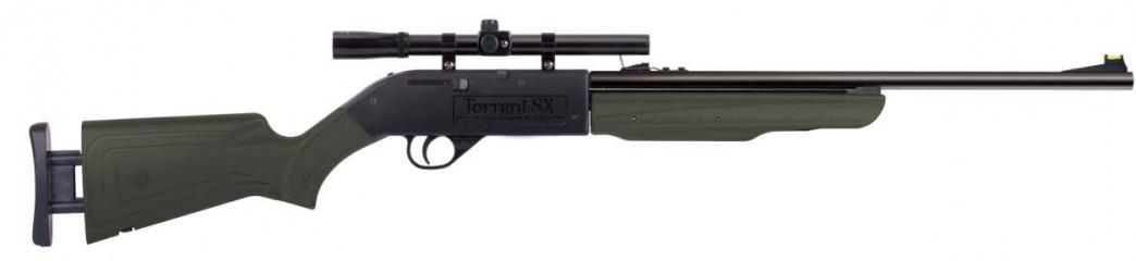 Винтовка пневм. Crosman Torrent SXкал. 4,5 мм.