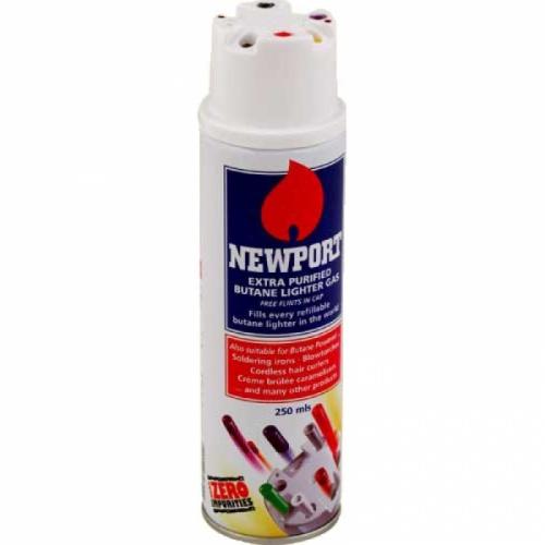 Газ Newport 250 ml.