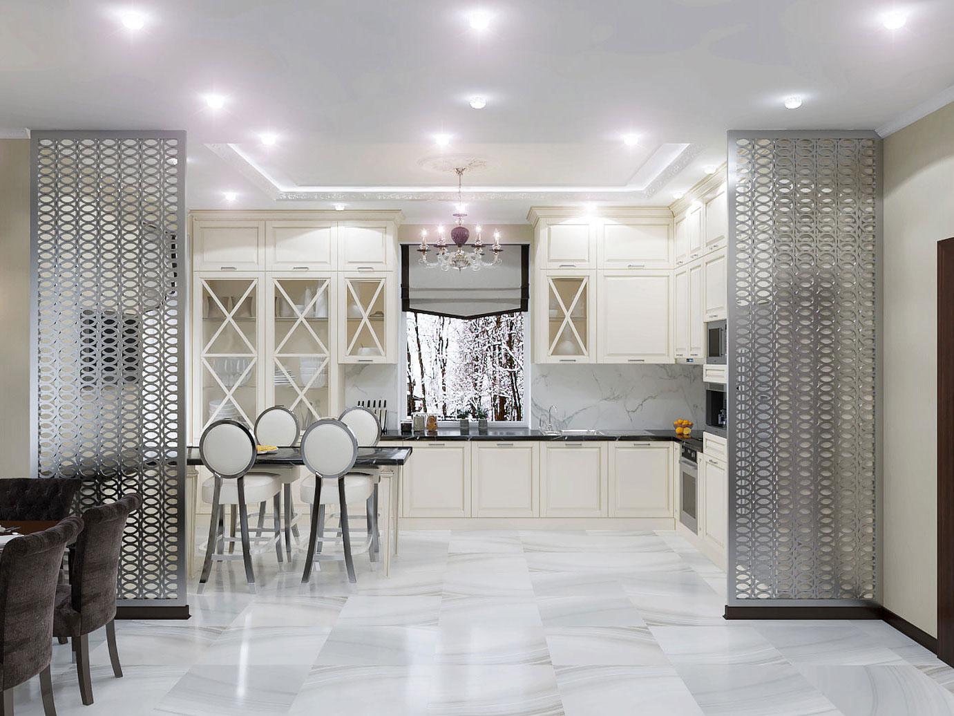Дизайн интерьера прихожей в квартире в современном стиле