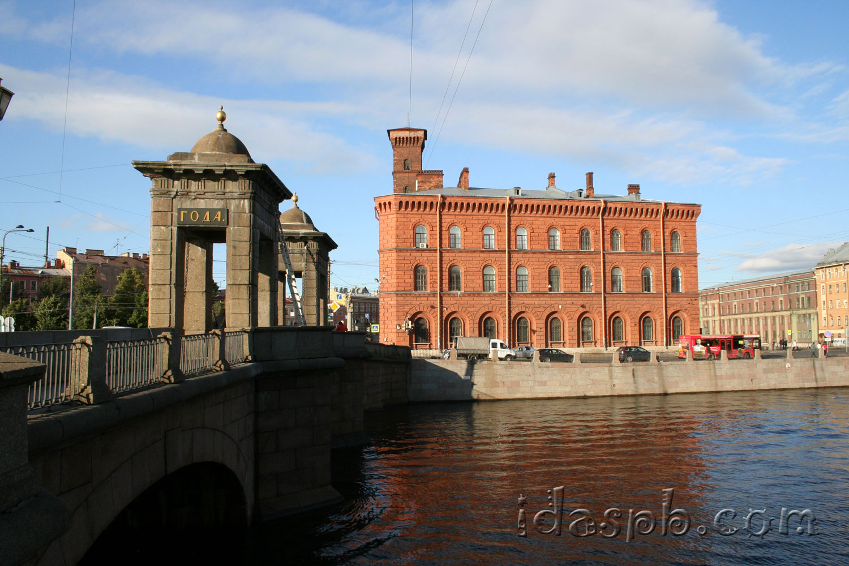 Архитектура набережных Санкт-Петербурга