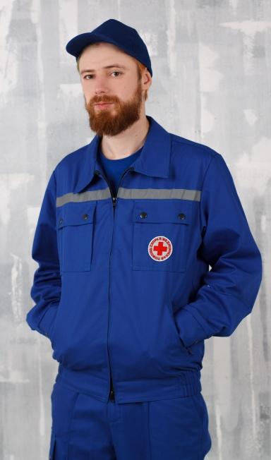 Куртка демисезонная арт. Скорая помощь