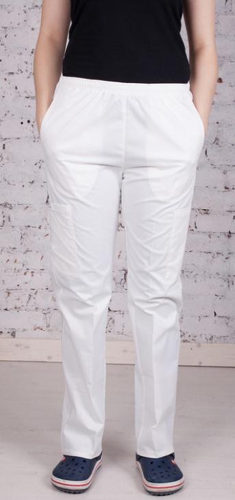 Медицинские брюки женские арт.5210