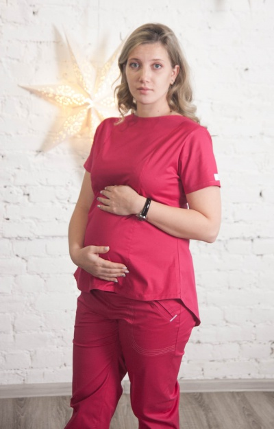 Блуза женская медицинская арт. 5160