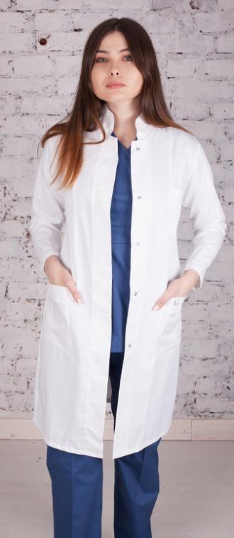 Медицинский халат женский арт.101