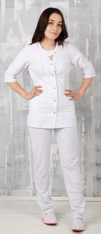 Медицинский костюм арт. Ландыш