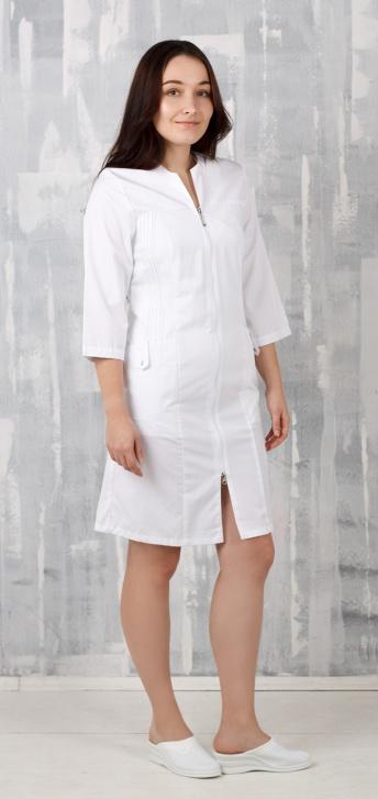 Медицинский халат женский арт. Энерго